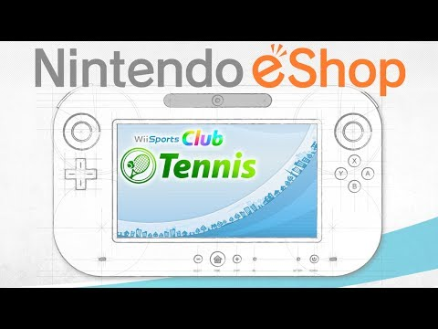 Wii Sports Club : Tennis - Nintendo eShop