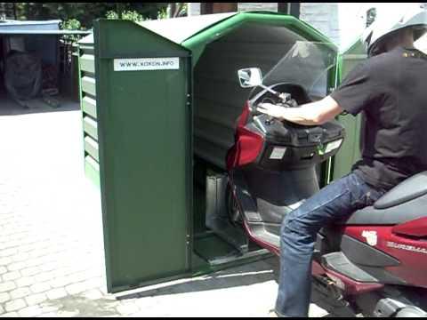 Weltneuheit - Demonstration der neuen Bikebox24 | Doovi