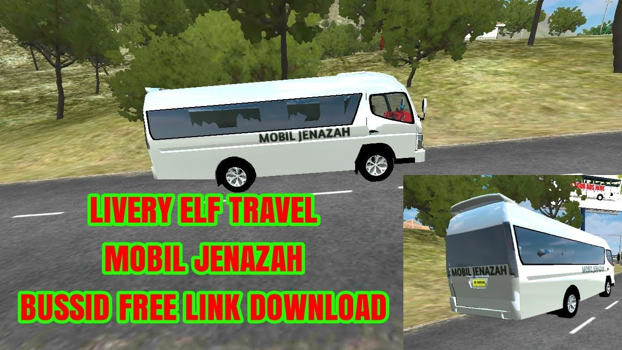 61 Mod Bussid Mobil Jenazah Terbaru