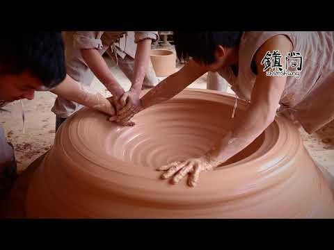 Jingdezhen Big Pot Factory -Zhenshang Ceramics