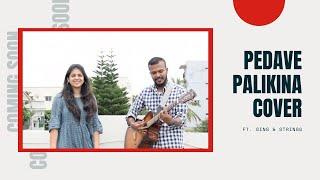 Pedave Palikina Cover   A R Rahman   Nani Movie Songs   Mahesh Babu   Amisha Patel   Sing & Strings.