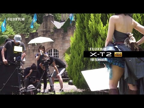 "Making of 4K Motion Picture ""Beautiful Riot shot on X-T2"" x Yoshihiro Enatsu / FUJIFILM"