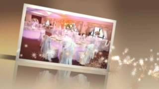 Оформление и декорирование цветами свадьбы Одесса