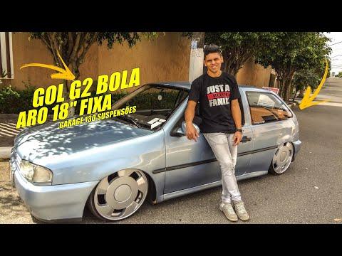 Impact-Movies Brasil GOL G2 Bola Orbital Aro 18 Fixa Dia-a-dia - Disposição Garage130 Suspensões