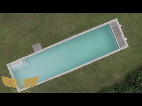 Real Estate Luxury Villa in Basque Country Biarritz Amazing Aerial 2015 France