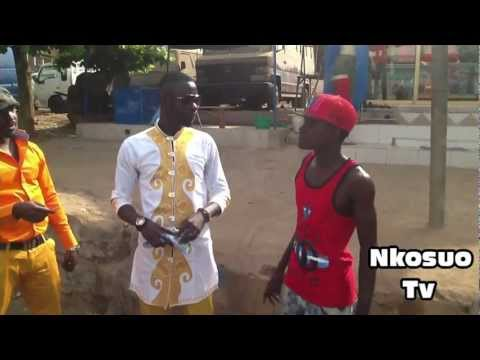 Nkosuohene with Kwadwo Nkansah ( Lil Wayne ) day 1 to 3