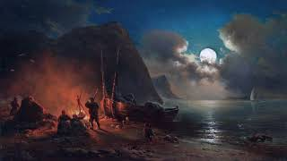 """Beethoven """"Moonlight Sonata"""" with Paintings of Moonlight"""