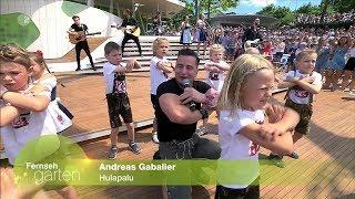Andreas Gabalier & Die Kindergartenkinder - Hulapalu - ZDF Fernsehgarten 03.06.2018