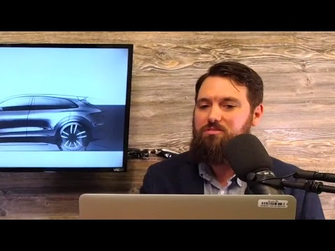 Watch live as Porsche reveals the 2019 Cayenne SUV. | Autoblog Live