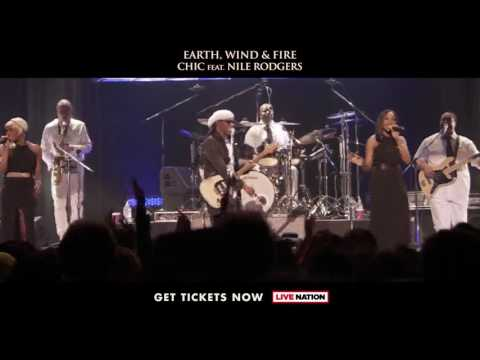 Earth, Wind & Fire / July 26, 2017 / United Center, Chicago