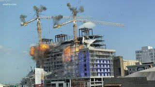 What can you expect after Hard Rock crane demolition?