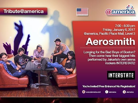 Tribute @america Aerosmith
