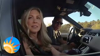 Traffic stop video of Arizona DPS director being pulled over