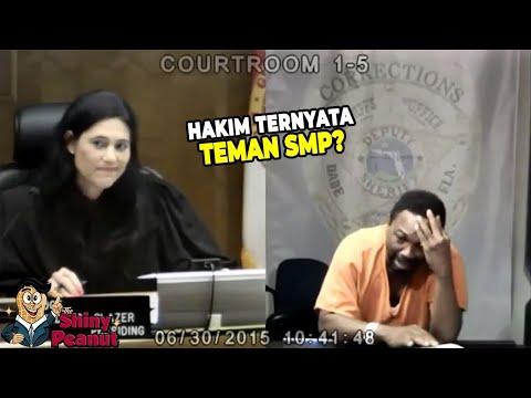 Lihat Reaksi Mengejutkan Bapak Ini Ketika Tau Hakim Adalah Teman SMP