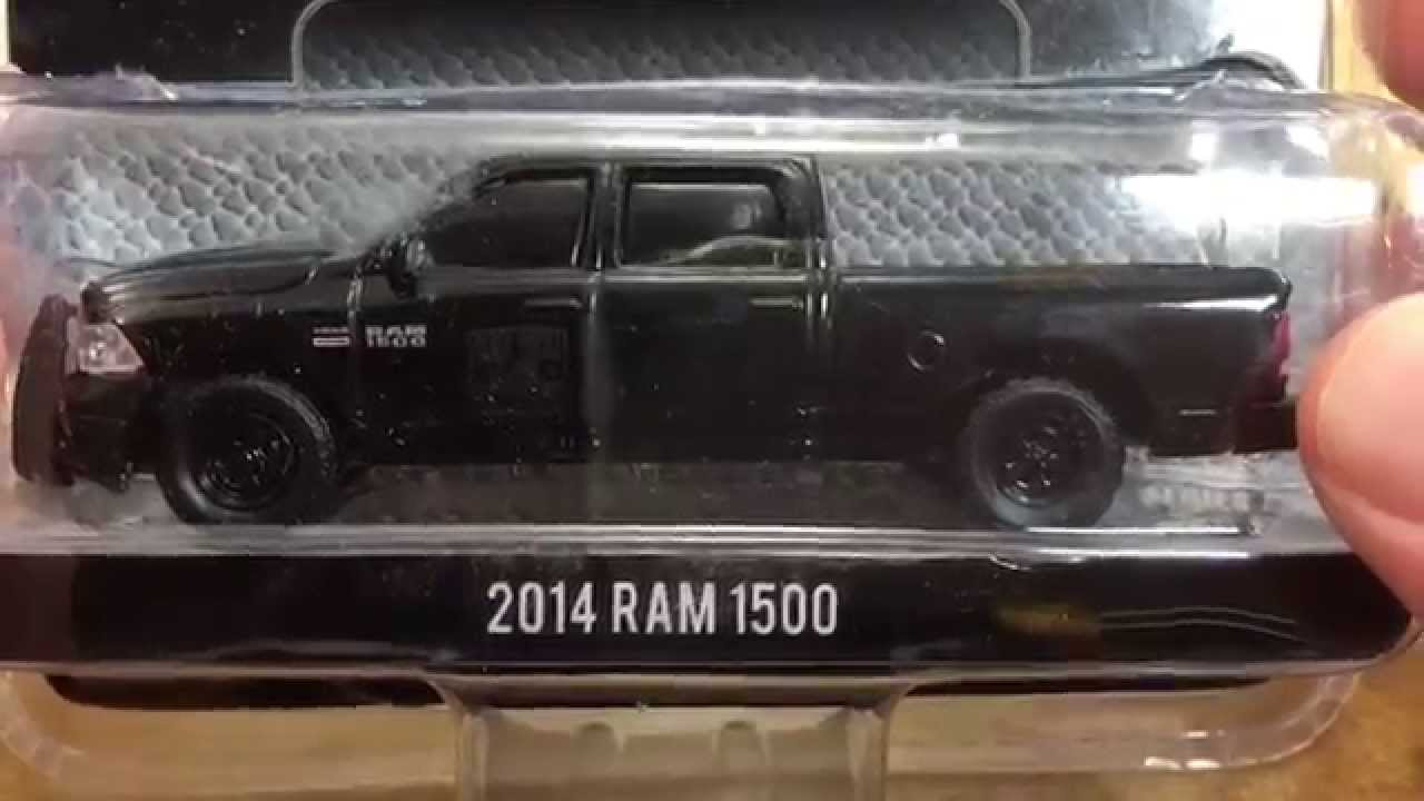 Greenlight black bandit ram 1500 police review youtube sciox Images