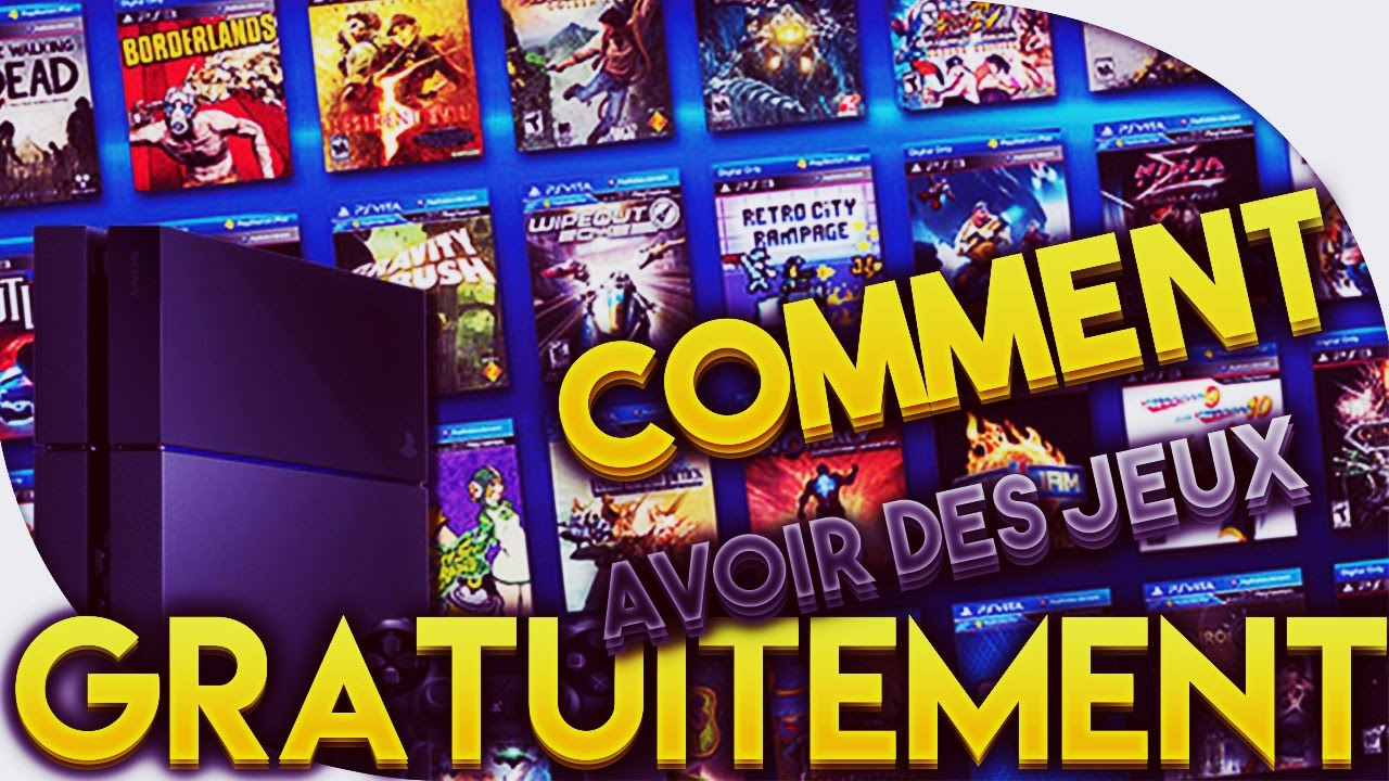 fr tuto avoir des jeux et abonnement gratuitement sur ps4 a vie en 2018 humour youtube. Black Bedroom Furniture Sets. Home Design Ideas