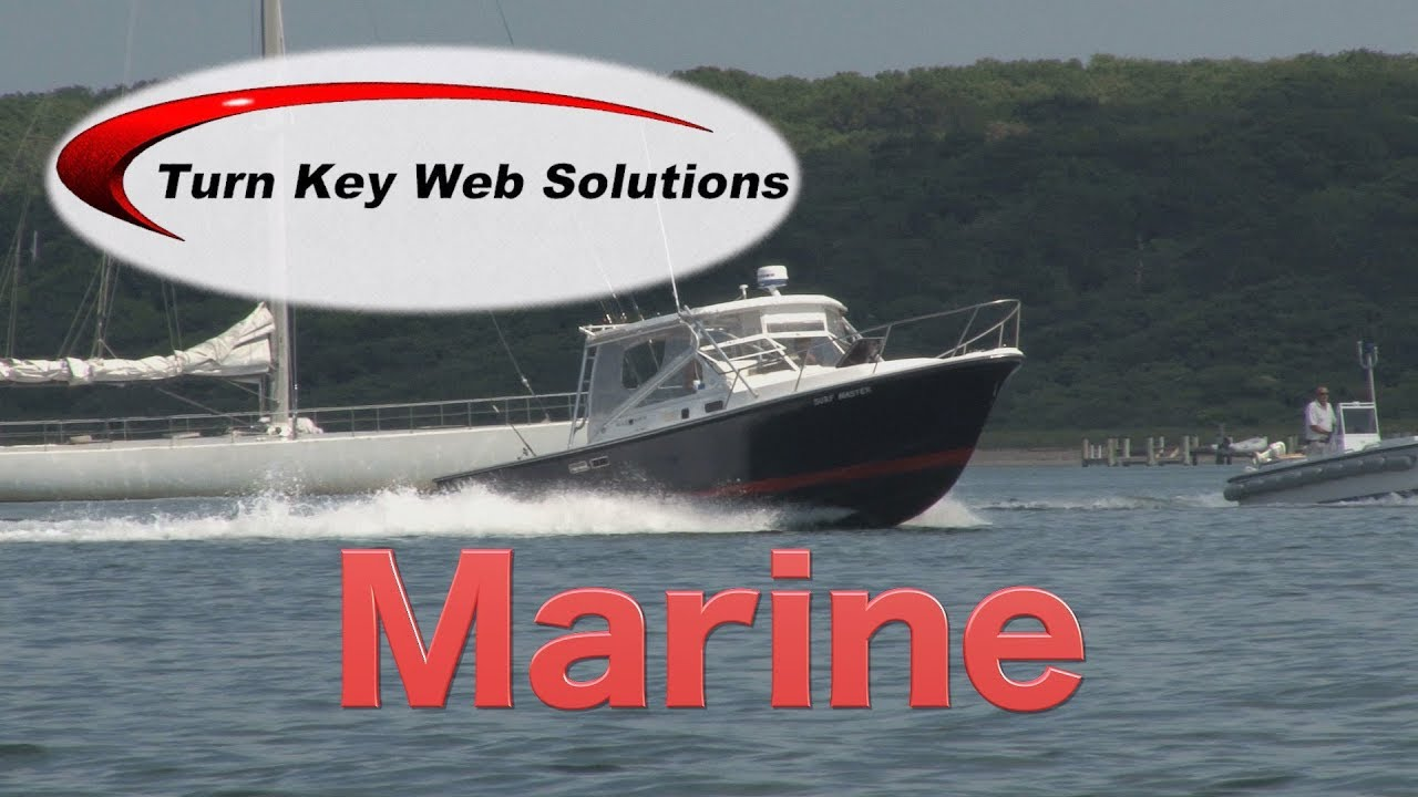 Turn Key Web Solutions Marine & Boating Websites, inventory
