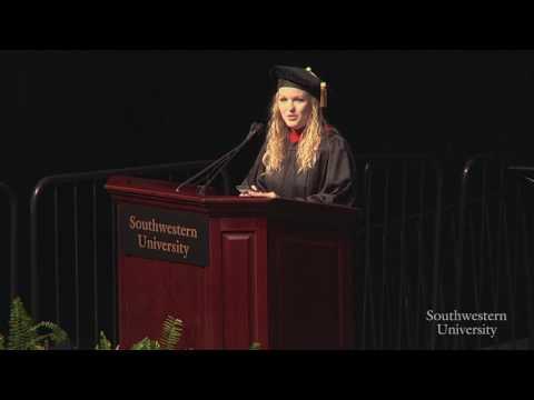 2017 Southwestern University Commencement