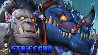 Hearthstone: Big Druid Big Dragons