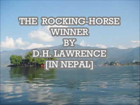 dh lawrence the rocking horse winner