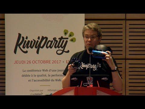 Créer une expérience WebVR cross-plateformes - David Rousset (KiwiParty)