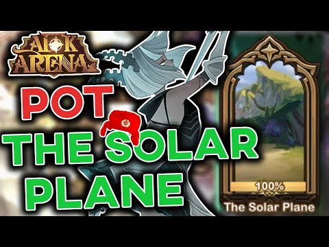 THE SOLAR PLANE | Peaks of Time Quick Guide/ Walkthrough (12) [AFK ARENA]