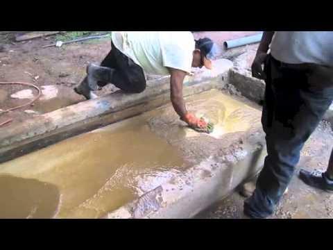 Molino Chileno Gold Processing Plant In Santo Domingo, Nicaragua