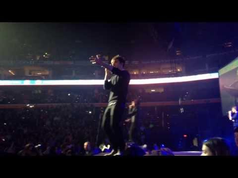The Wanted - Show Me Love (America) - Kissmas Bash 2013