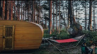 Roam Beyond Camp Isn't A Typical Washington Coast Vacation - King 5 Evening