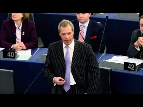 EU ban on anglers wholly disproportionate - UKIP Leader Nigel Farage (EFDD co-president)