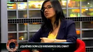 CRUZ SILVA DEL CARPIO EN NO CULPES A LA NOCHE (18-11-2014)