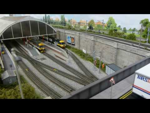 Dean Park Station Video 85 - Hornby Magazine Special