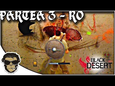 Black Desert  - EP.3 -  Primul Boss - Romana
