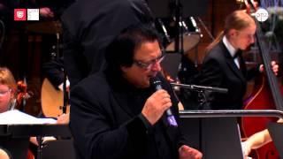Sinoči - Oto Pestner in Simfonični orkester Gimnazije Kranj