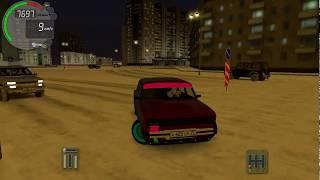Дрифт в City Car Driving на ВАЗ 2107+АВАРИЯ С ГЕЛИКОМ!!