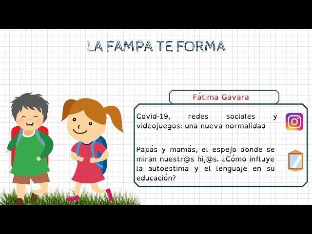 Formació FAMPA: Fátima Gavara (psicòloga)