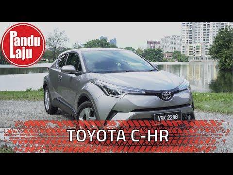 Pandu Uji Toyota C-HR - Inilah Soalan Yang Paling Ramai Tanya
