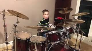 "Video Beastie Boys ""Sabotage"" Drum Cover by 9 Year Old Gavin Martin download MP3, 3GP, MP4, WEBM, AVI, FLV Juni 2018"