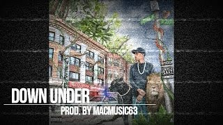 "FREE G HERBO STRICTLY 4 MY FANS TYPE BEAT - ""Down Under"" (Prod. By MacMusic63)"