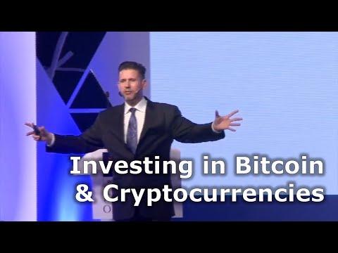 Blockchain Keynote Speaker: Bitcoin & Cryptocurrencies