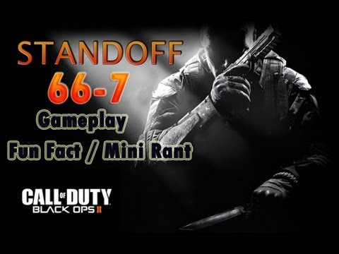 Standoff HC KC 66-7 VSATS ALL DAY/Fun Fact/Mini Rant
