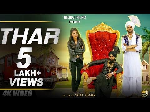 Chandigarh Thar Ghumdi Song | Kanika Mann | The Begraj | Gurpreet Waraich | New Punjabi Song