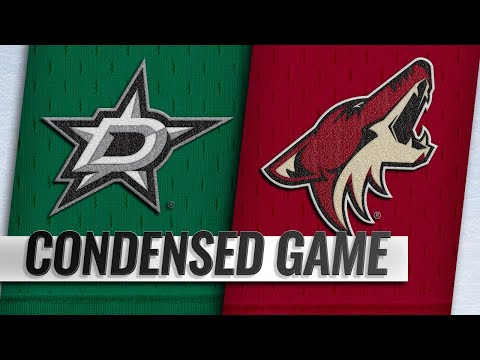 02/09/19 Condensed Game: Stars @ Coyotes