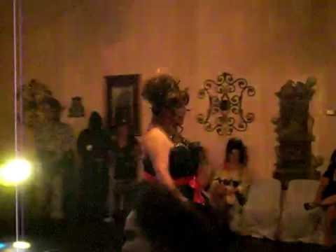 FB Christy Nicole performing Halloween Show 2008