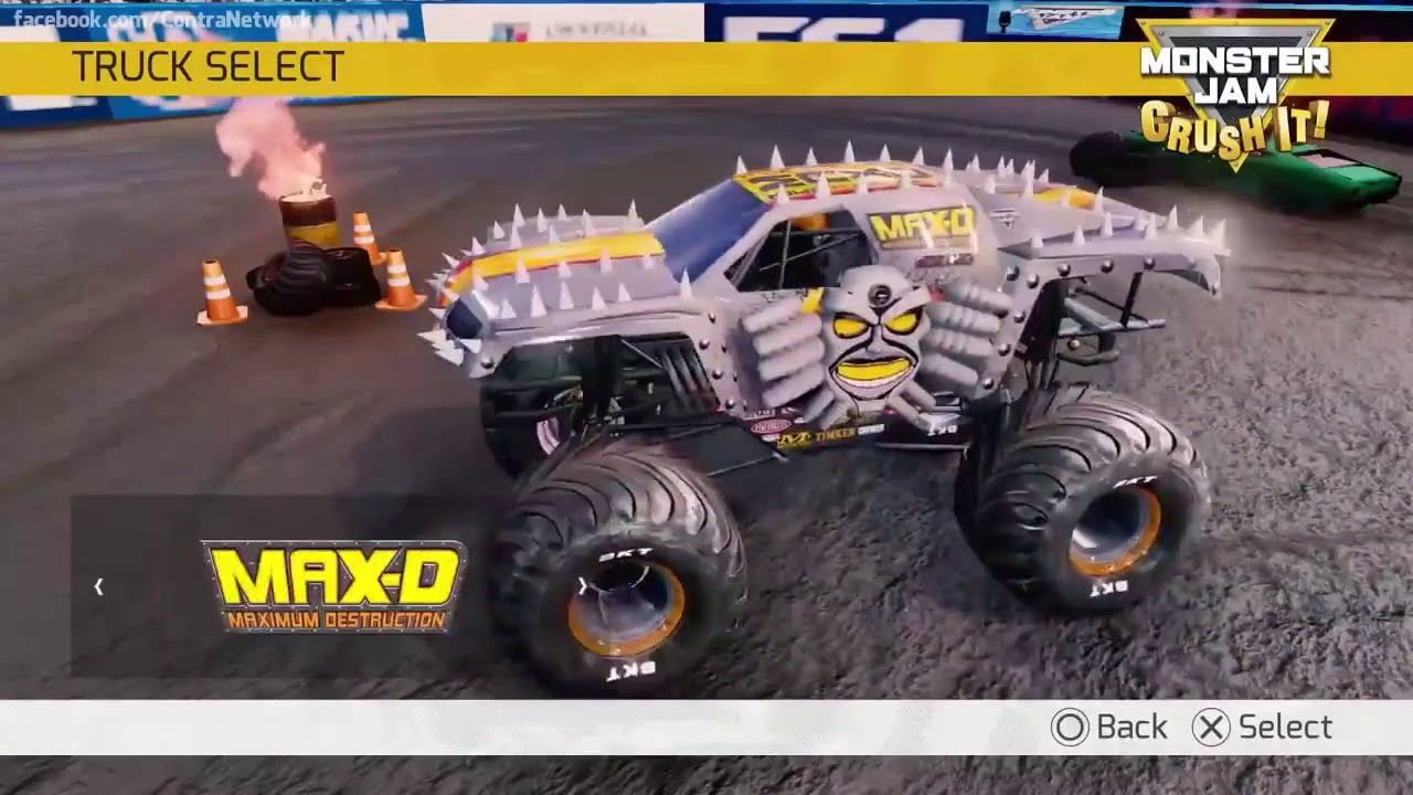c0410e74f1aec Trailer - Nintendo Switch - Monster Jam Crush It - YouTube