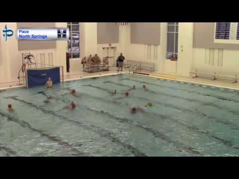 Pace Water Polo vs. North Springs High School