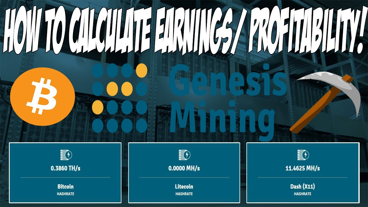 mining payout calculator