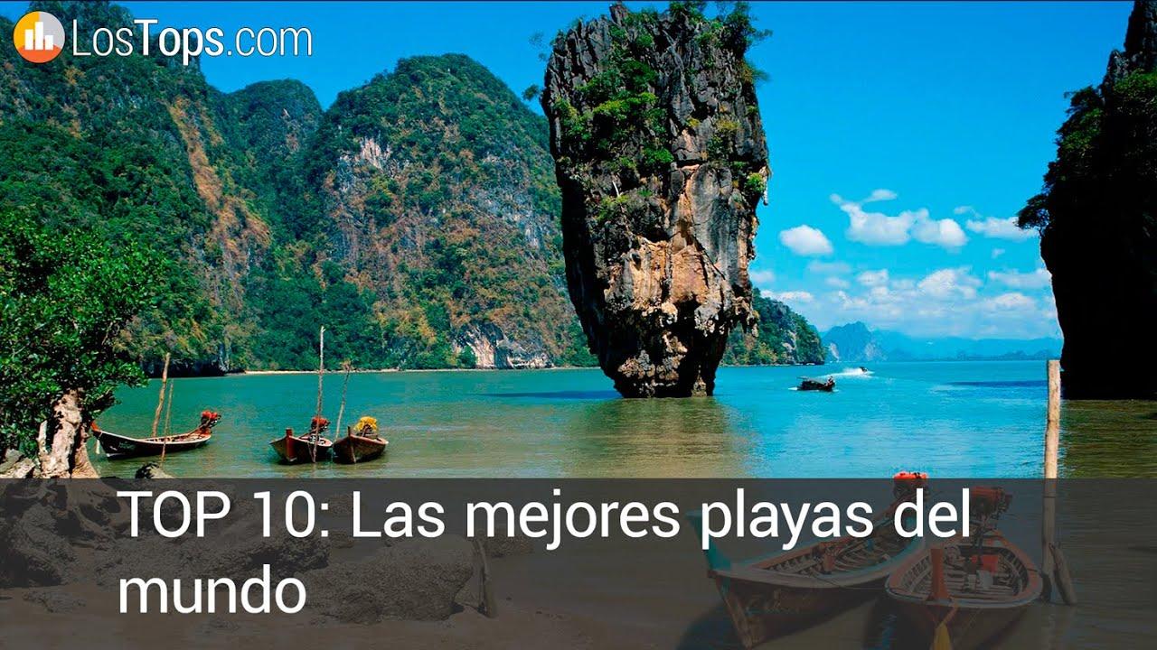 Las 10 Modelos Mejor Pagadas Del Mundo: TOP 10: Las Mejores Playas Del Mundo