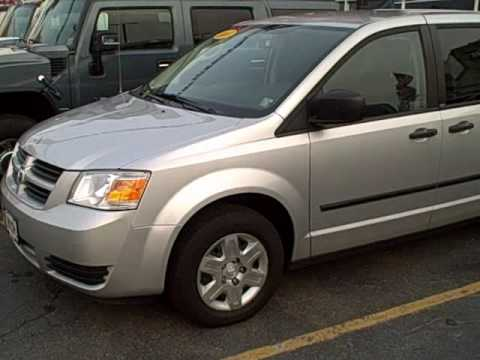 2008 Dodge Grand Caravan Se Youtube