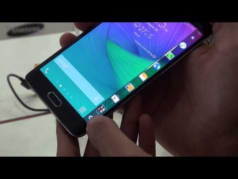Tinhte.vn - Mở hộp Samsung Galaxy Note Edge